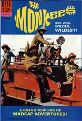 Monkees (The) (1967) -7- Run wild, wilder, wildest!
