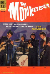 Monkees (The) (1967) -9- More high noted hijinks with the masters of mirth... The Monkees!