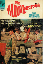 Monkees (The) (1967) -10- Are they real? are they believable? are they kidding!?