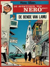 Nero (De Avonturen van) -102- De bende van Lamu