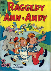 Four Color Comics (Dell - 1942) -306- Raggedy Ann and Andy