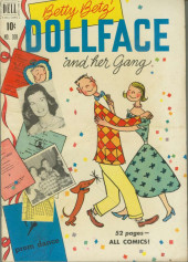 Four Color Comics (Dell - 1942) -309- Betty Betz Dollface and Her Gang