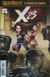 X-23 (2018) -10- X-Assassin: Part 4