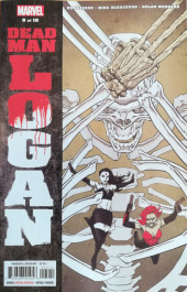 Dead Man Logan (2019) -5- Issue # 5