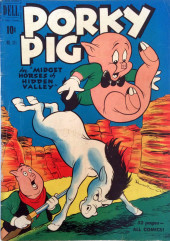 Four Color Comics (Dell - 1942) -311- Porky Pig in Midget Horses of Hidden Valley