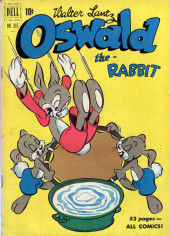 Four Color Comics (Dell - 1942) -315- Oswald the Rabbit