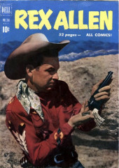 Four Color Comics (Dell - 1942) -316- Rex Allen