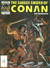 Savage Sword of Conan The Barbarian (The) (1974) -120- Star of Thamazhu