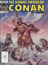 Savage Sword of Conan The Barbarian (The) (1974) -136- Seventh Isle of Doom