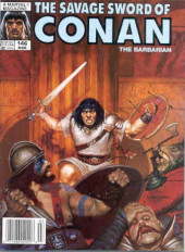 Savage Sword of Conan The Barbarian (The) (1974) -146- Blood Circus