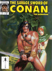 Savage Sword of Conan The Barbarian (The) (1974) -150- Call to the Slain