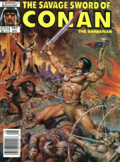 Savage Sword of Conan The Barbarian (The) (1974) -151- Fury of the Near-Men