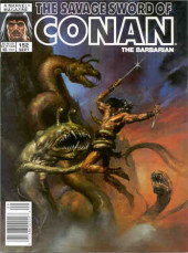 Savage Sword of Conan The Barbarian (The) (1974) -152- Valley Beyond the Stars