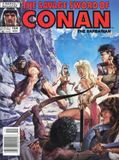 Savage Sword of Conan The Barbarian (The) (1974) -154- Return of the Iron Damsels