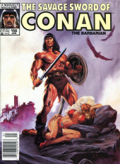 Savage Sword of Conan The Barbarian (The) (1974) -156- Rogue's Honor