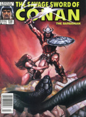 Savage Sword of Conan The Barbarian (The) (1974) -158- Bane of the Dark Brotherhood
