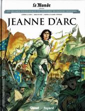 Les grands Personnages de l'Histoire en bandes dessinées -6- Jeanne d'Arc