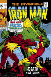 Iron Man Vol.1 (Marvel comics - 1968) -22- From This Conflict...Death!