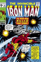 Iron Man Vol.1 (Marvel comics - 1968) -23- The Man Who Killed Tony Stark!