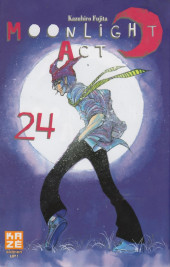 Moonlight Act -24- Tome 24