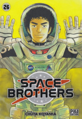 Space Brothers -26- Tome 26