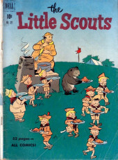 Four Color Comics (Dell - 1942) -321- The Little Scouts