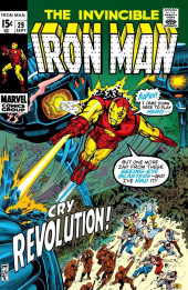 Iron Man Vol.1 (Marvel comics - 1968) -29- Save the People ? Save the Country!