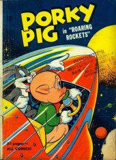 Four Color Comics (Dell - 1942) -322- Porky Pig in Roaring Rockets