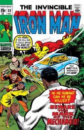 Iron Man Vol.1 (Marvel comics - 1968) -32- Beware the Mechanoid!