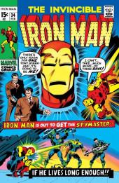 Iron Man Vol.1 (Marvel comics - 1968) -34- Crisis and Calamity!