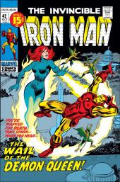 Iron Man Vol.1 (Marvel comics - 1968) -42- When Demons Wail!