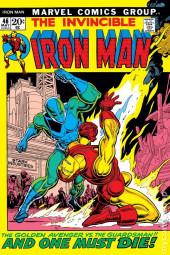 Iron Man Vol.1 (Marvel comics - 1968) -46- Menace at Large!