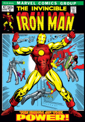 Iron Man Vol.1 (Marvel comics - 1968) -47- Why Must There Be An Iron Man?
