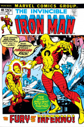 Iron Man Vol.1 (Marvel comics - 1968) -48- The Fury and the Inferno!