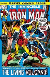 Iron Man Vol.1 (Marvel comics - 1968) -52- Raga: Son of Fire!