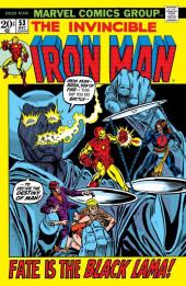 Iron Man Vol.1 (Marvel comics - 1968) -53- The Black Lama!