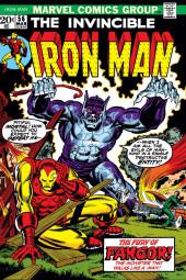 Iron Man Vol.1 (Marvel comics - 1968) -56- Rasputin's Revenge!