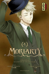 Moriarty (Miyoshi) -4- Tome 4