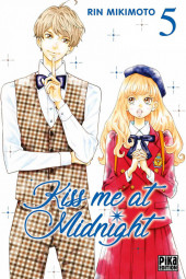 Kiss me at Midnight -5- Tome 5