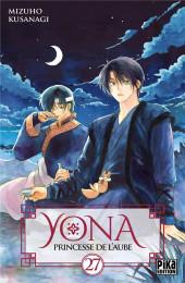Yona, princesse de l'aube -27- Tome 27