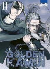 Golden Kamui -14- Tome 14