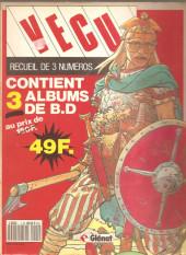 (Recueil) Vécu (Album du journal) -8- Recueil des numéros 34-35-36