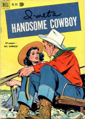 Four Color Comics (Dell - 1942) -324- I Met a Handsome Cowboy