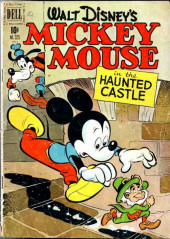 Four Color Comics (Dell - 1942) -325- Mickey Mouse in the Haunted Castle