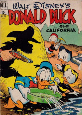Four Color Comics (Dell - 1942) -328- Donald Duck in Old California