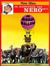 Nero (De Avonturen van) -115- De bibberballon