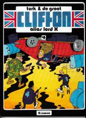 Clifton -4a91- Alias lord X