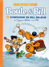 Boule et Bill -15- (Collection Eaglemoss) -4249- Symphonie en Bill majeur