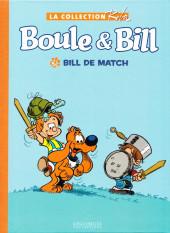 Boule et Bill -15- (Collection Eaglemoss) -4316- Bill de Match