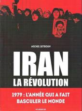 Iran révolution - Tome Extrait